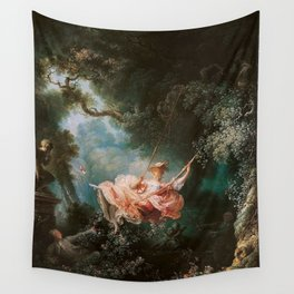 The Swing Wall Tapestry