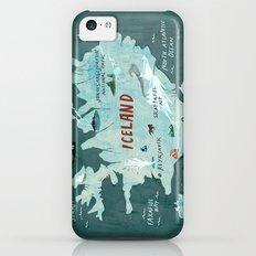 Iceland iPhone 5c Slim Case