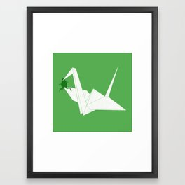 Origimi Framed Art Print