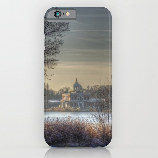 Winter palace Potsdam iPhone & iPod Case