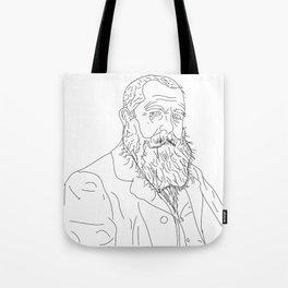 Monet - Illustration Tote Bag