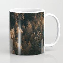 Autumn Fire - Landscape and Nature Photography Coffee Mug