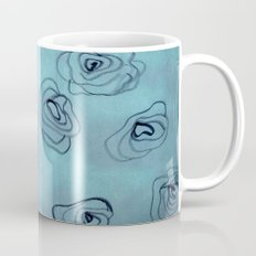 flowers in the sky Mug