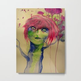 In the other world Metal Print
