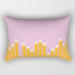 pencils.jpg Rectangular Pillow