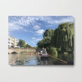 london kayaking Metal Print