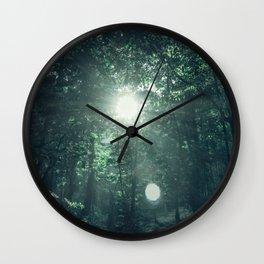 Canopy Worship Wall Clock