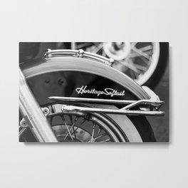 SofTail Metal Print