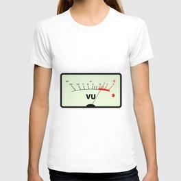 Audio Meter T-shirt