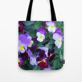 Beloved violas Tote Bag