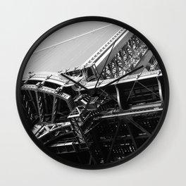 Manhattan Bridge 1 Wall Clock