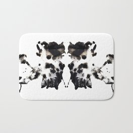 Rorschach No.1 Bath Mat