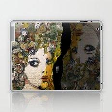 Fragment of a portrait Laptop & iPad Skin