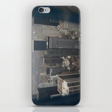Skyline in Perspective iPhone & iPod Skin