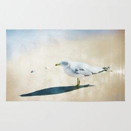 One Lone Seagull Rug