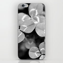 Clover Leaves iPhone Skin