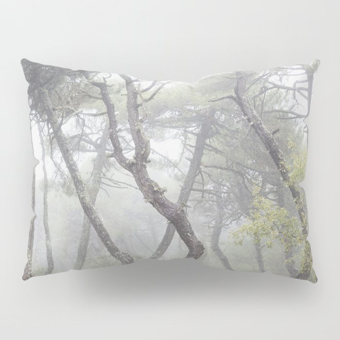 """""""Forest dance"""". Into the foggy woods... Pillow Sham"""