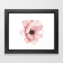Flower 21 Art Framed Art Print