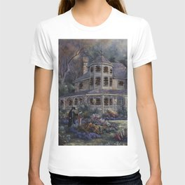 Altered Painting -Welcome Home Dresden T-shirt