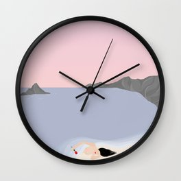 Hypnos // Oceanius Wall Clock