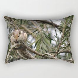 In Its Natural Habitat - India Rectangular Pillow