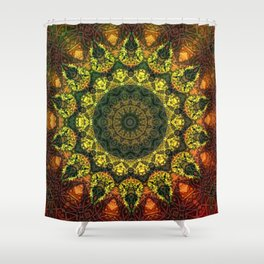 Formula XXXVII Shower Curtain