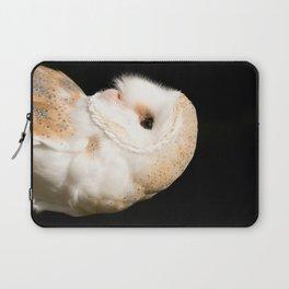 Barn Owl (Tyto alba) Laptop Sleeve