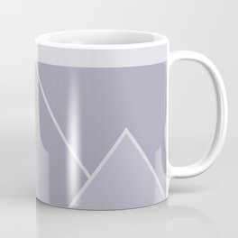 Shards Lilac Coffee Mug