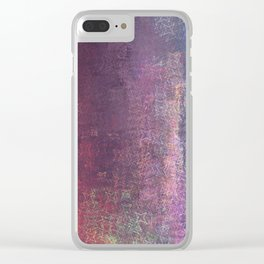 Ascendance of Aether Clear iPhone Case
