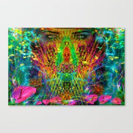The Witch's Nest Canvas Print