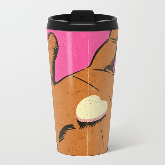 Another Hit Of Love Metal Travel Mug