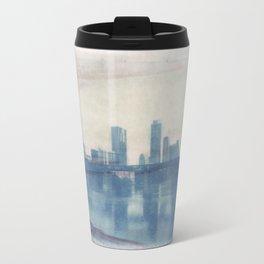 Austin Reflected Polaroid Transfer Travel Mug