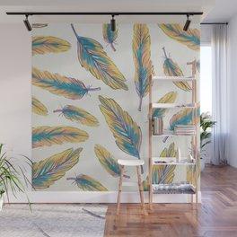 Fluff Wall Mural