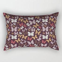 Panapaná I - Butterflies Rectangular Pillow