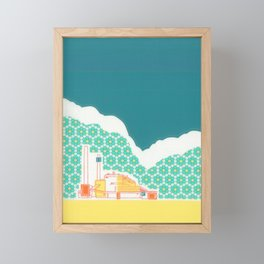I've Got The Power Framed Mini Art Print