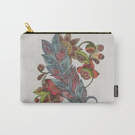 One little feather Carry-All Pouch