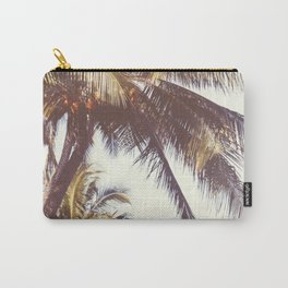 Hawaiian Palms Carry-All Pouch