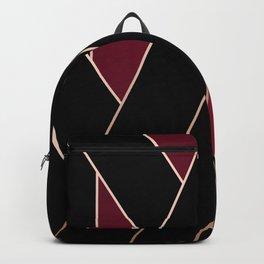 Warm night Backpack