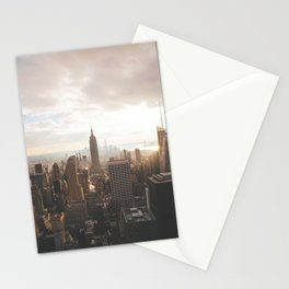 Empire State of Mind Stationery Cards