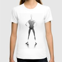 silhouette T-shirts featuring Silhouette by josemanuelerre