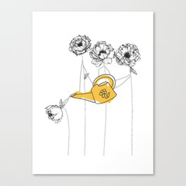 Love And Mercy Canvas Print