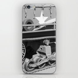 Half Track vehicle iPhone Skin