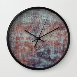 Fiberglass Wall Clock