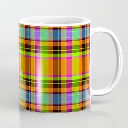 September Fruition Plaid Coffee Mug