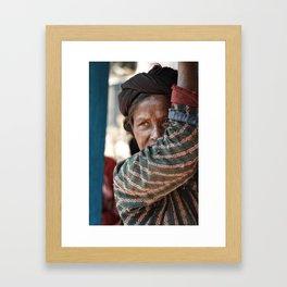 Kamaiya Framed Art Print