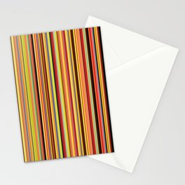 Old Skool Stripes - Bold - Extra Wide Stationery Cards