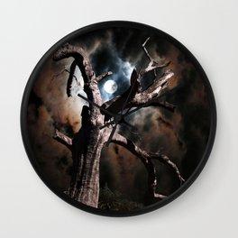 In Dead of Night Wall Clock