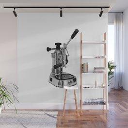 Europiccola La Pavoni Lever Espresso Machine Wall Mural
