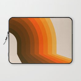 Golden Halfbow Laptop Sleeve
