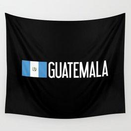 Guatemalan Flag & Guatemala Wall Tapestry